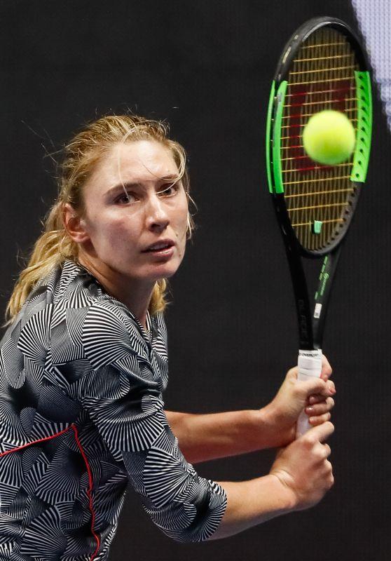 Ekaterina Alexandrova – WTA St. Petersburg Ladies Trophy 02/01/2019