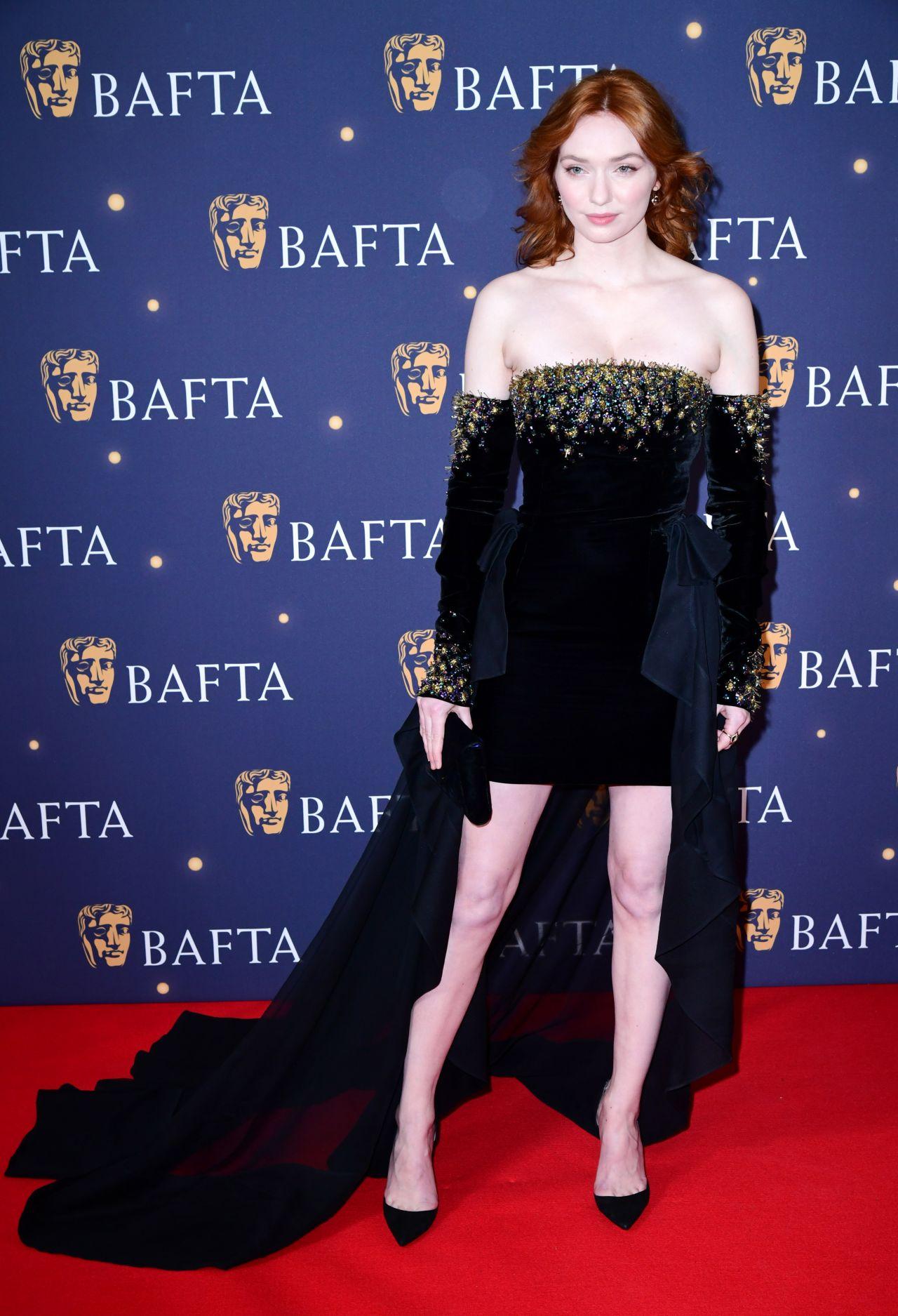 Eleanor Tomlinson 2019 Bafta Film Gala In London