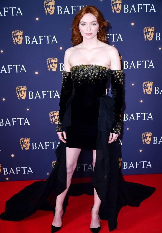 Eleanor Tomlinson - 2019 BAFTA Film Gala in London