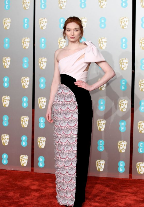 Eleanor Tomlinson – BAFTA 2019