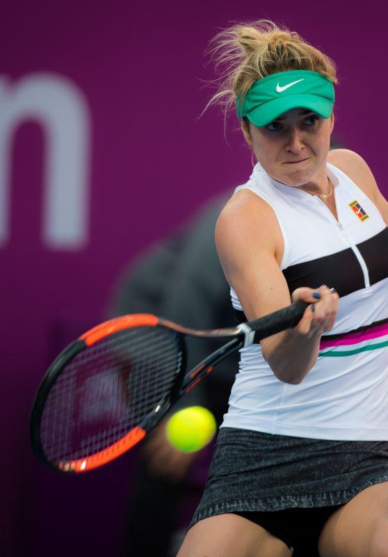Elina Svitolina – 2019 WTA Qatar Open in Doha 02/13/2019