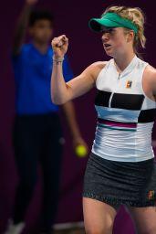 Elina Svitolina – 2019 WTA Qatar Open in Doha 02/15/2019