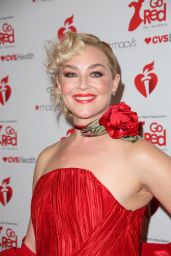 Elisabeth Rohm – Go Red For Women Red Dress Collection 2019 in NYC