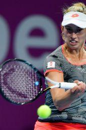 Elise Mertens - Final at the 2019 WTA Qatar Open in Doha 02/16/2019