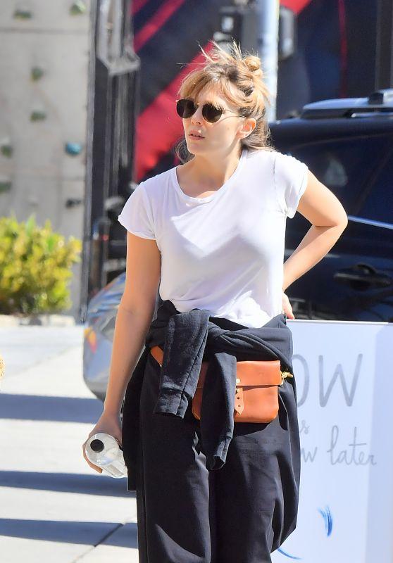Elizabeth Olsen - Out in Studio City 02/27/2019
