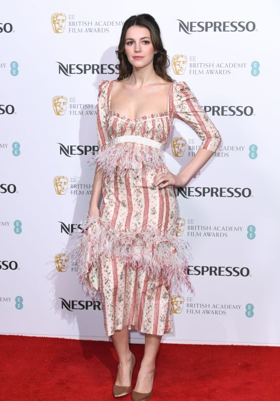Ella Hunt – BAFTA Nespresso Nominees Party 02/09/2019