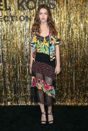 Ella Hunt – Michael Kors Fashion Show in New York City 02/13/2019