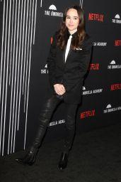"Ellen Page – ""The Umbrella Academy"" Premiere in Hollywood"