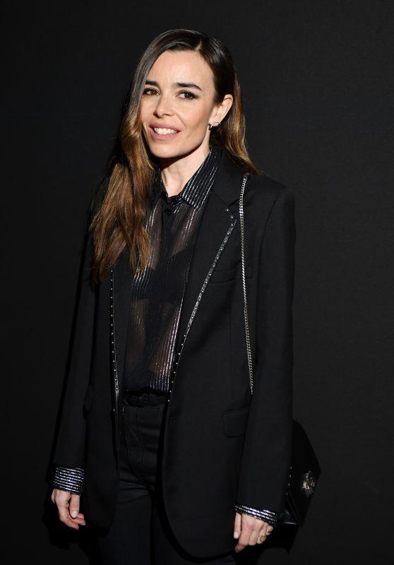 Elodie Bouchez – Saint Laurent Fashion Show in Paris 02/26/2019