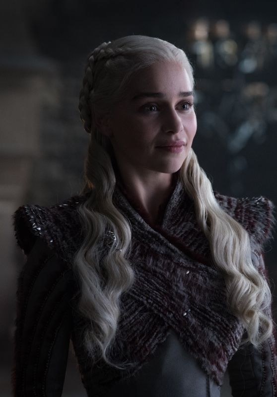 "Emilia Clarke - ""Game of Thrones"" Season 8 Photos"