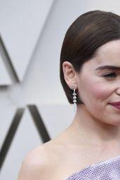 Emilia Clarke – Oscars 2019 Red Carpet
