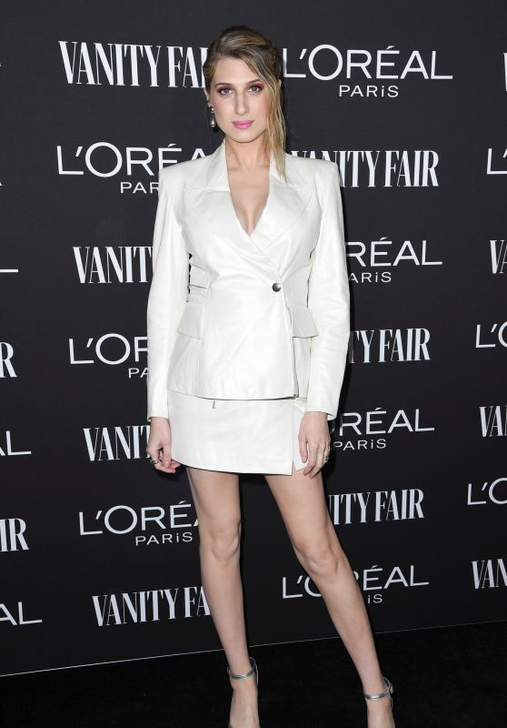 Emily Arlook – Vanity Fair & LOréal Paris Celebrate New Hollywood 02/19/2019