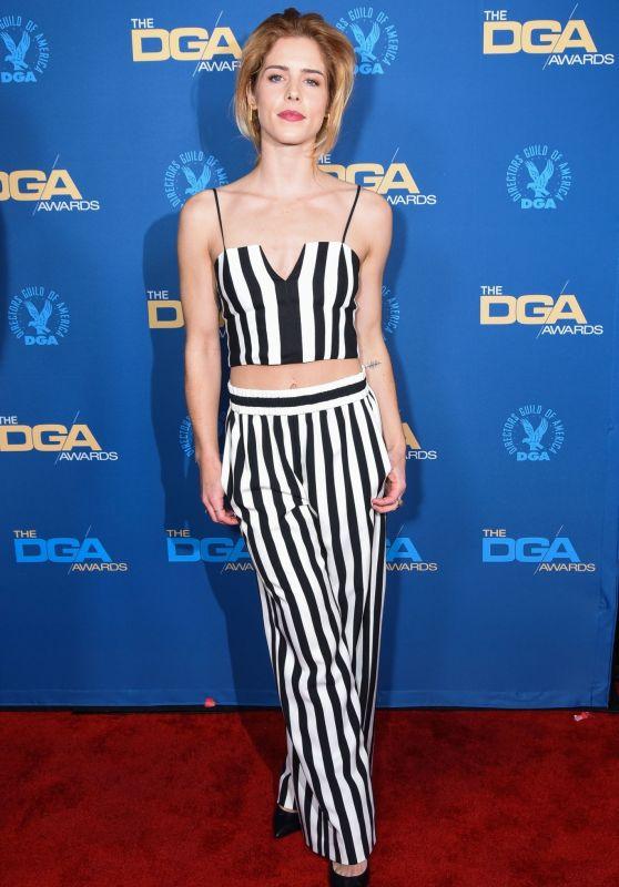 Emily Bett Rickards – 2019 Directors Guild of America Awards