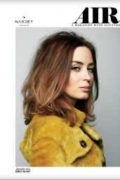 Emily Blunt - Air Magazine January 2019 Issue