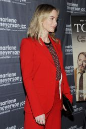 """Emily Blunt - """"To Dust"""" Special Screening in NYC"""