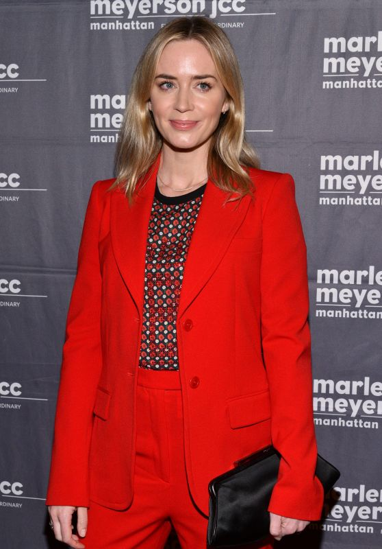 "Emily Blunt - ""To Dust"" Special Screening in NYC"