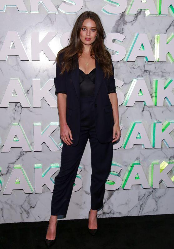 Emily DiDonato – Saks Celebrates New Main Floor in NYC 02/07/2019
