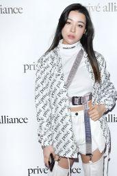 Emily Mei – Prive Alliance LA's Fashion Presentation in LA 02/26/2019
