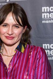 "Emily Mortimer - ""To Dust"" Screening in New York"