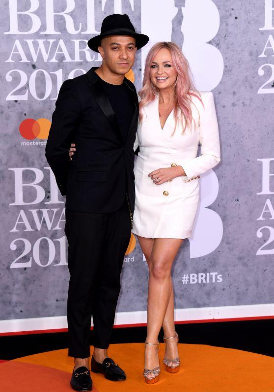 Emma Bunton – 2019 Brit Awards