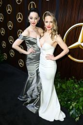Emma Dumont – 2019 Mercedes-Benz USA Awards Viewing Party