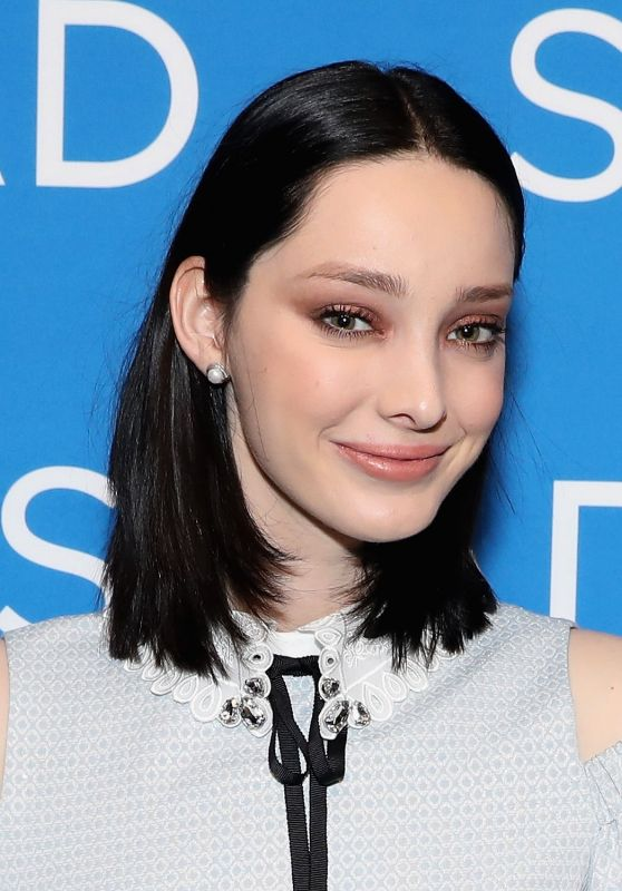 "Emma Dumont - ""The Gifted"" Press Junket in Atlanta 02/08/2019"