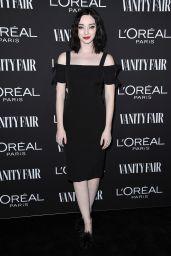 Emma Dumont – Vanity Fair & LOréal Paris Celebrate New Hollywood 02/19/2019