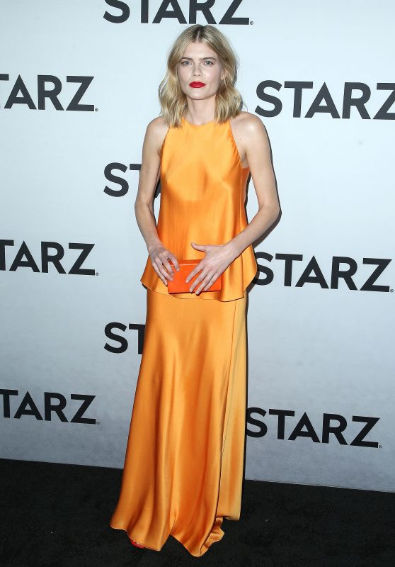 Emma Greenwell – 2019 Starz Winter TCA Tour in Los Angeles