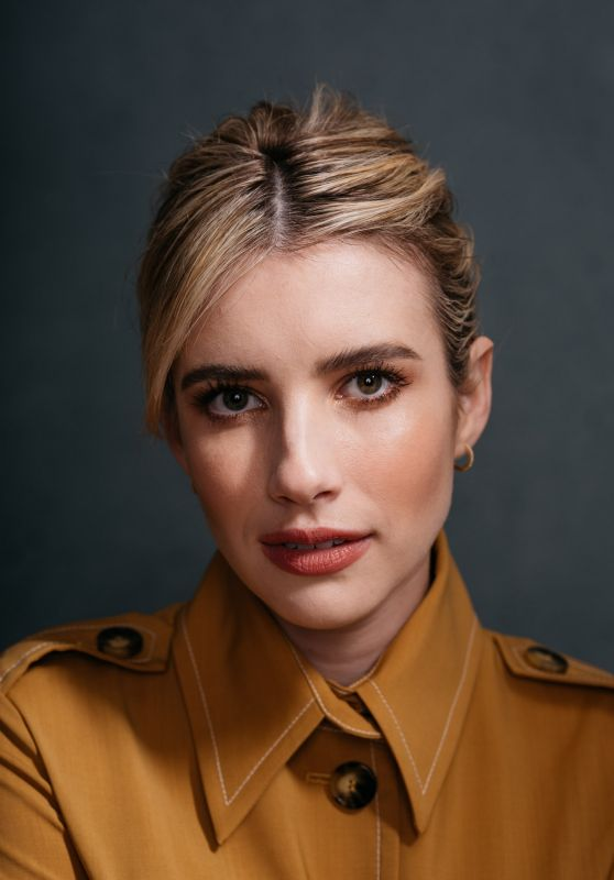 Emma Roberts – Deadline Studios Portraits at Sundance Film Festival, January 2019