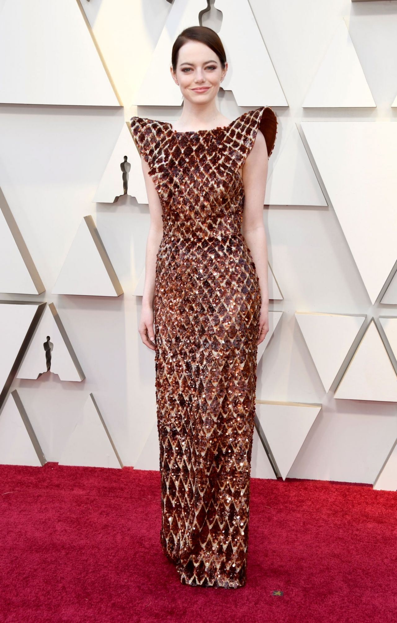 emma stone – oscars 2019 red carpet