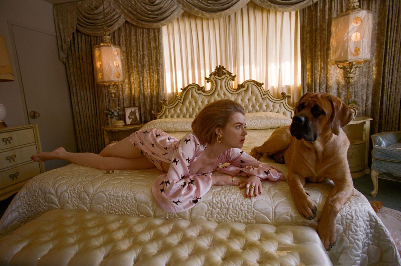Emma Stone W Magazine Photoshoot 2019