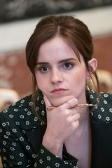 Emma Watson - G7 Gender Equality Advisory Council Meeting in Paris 02/19/2019
