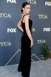 Emmanuelle Chriqui - 2019 Fox Winter TCA in Los Angeles