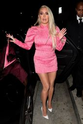 """Erika Jayne - Arrives For """"The Real Housewives Of Beverly Hills"""" Season 9 Party 02/12/2019"""