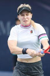 Eugenie Bouchard – 2019 Dubai Tennis Championship 02/19/2019