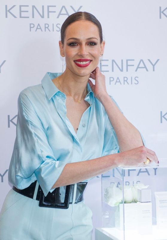 Eva Gonzalez - Kenfay Cosmetics Launch in Madrid