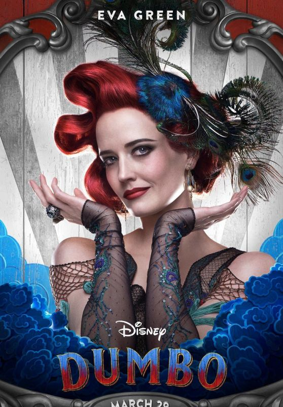 "Eva Green - ""Dumbo"" Posters and Photos"