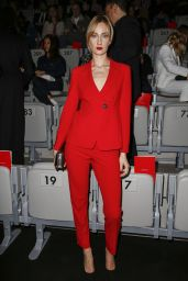 Eva Riccobono – Emporio Armani Fashion Show in Milan 02/21/2019