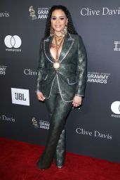 Faith Evans – Clive Davis' 2019 Pre-Grammy Gala