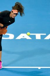 Fatma Al-Nabhani – Qualifying for 2019 WTA Qatar Open in Doha 02/11/2019