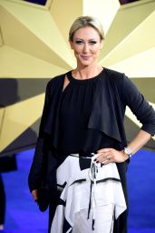 "Faye Tozer – ""Captain Marvel"" Premiere in London"