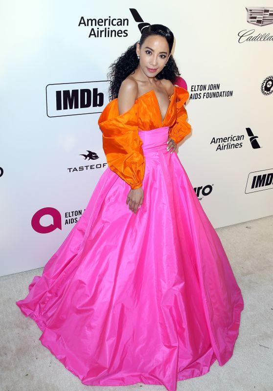 Fiona Xie – 2019 Elton John's Oscars Viewing Party