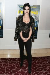 """Florence Pugh and Saraya Bevis - """"Fighting With My Family"""" LA Tastemaker Screening"""