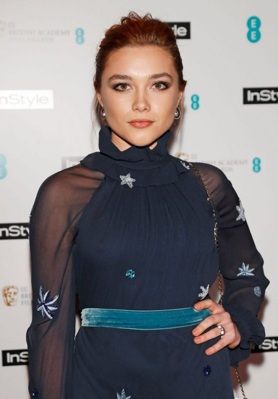 Florence Pugh - EE InStyle Party in London 02/06/2019