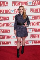 """Florence Pugh - """"Fighting With My Family"""" Premiere in London"""