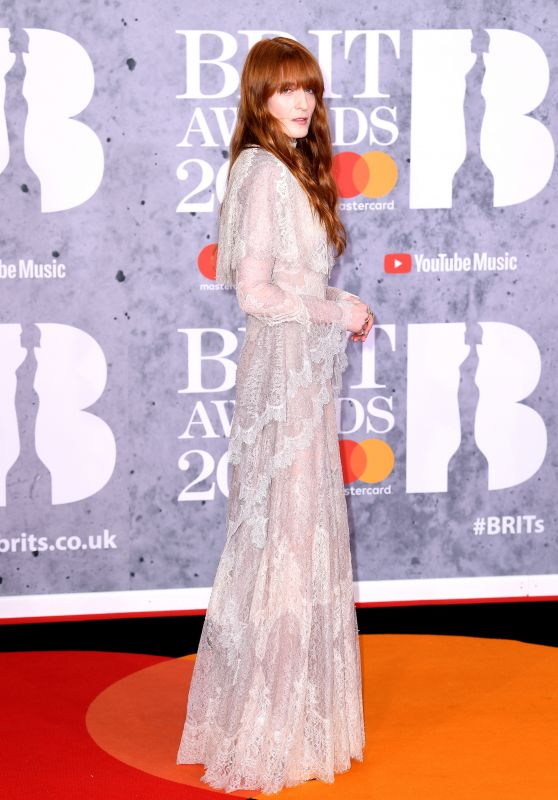 Florence Welch – 2019 Brit Awards