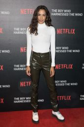 """Frances Aaternir - """"The Boy Who Harnessed The Wind"""" Screening in London"""