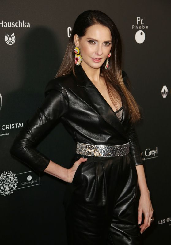 Frederique Bel - Globe of Crystal Photocall in Paris 02/04/2019