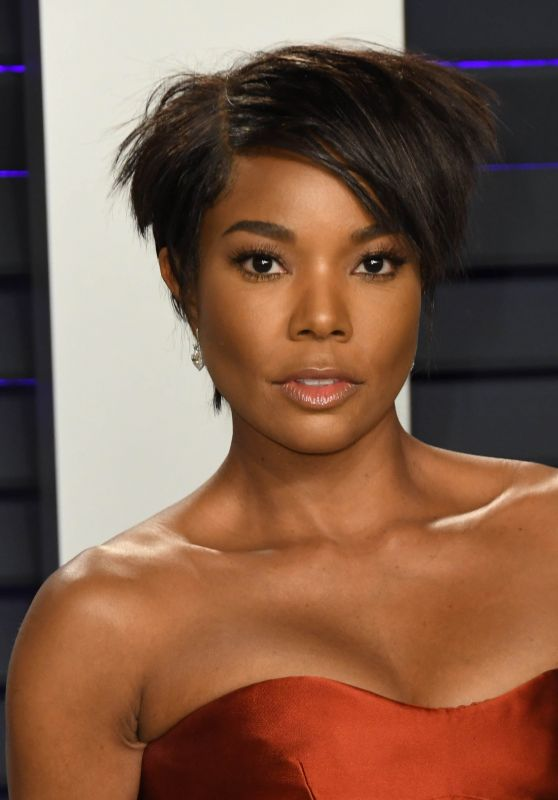 Gabrielle Union – 2019 Vanity Fair Oscar Party
