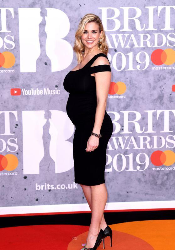 Gemma Atkinson – 2019 Brit Awards